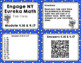 Engage NY Eureka Math (1st grade)Module 4 Lesson 16 and 17 Task Cards/Scoot Game