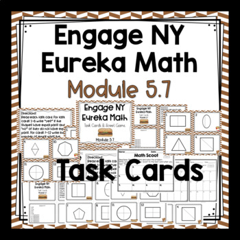 Engage NY Eureka Math (1st grade) Module 5 Lesson 7 Task Cards