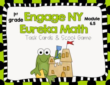Engage NY Eureka Math (1st grade) Module 6 Lesson 5 Task Cards