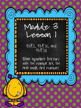 Engage NY/Eureka Math - 5th Grade Math - Module 3 Binder Covers