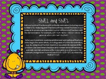 Engage NY/Eureka Math - 5th Grade Math - Module 3 Lesson 1 PowerPoint
