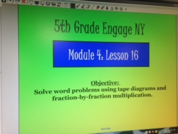 Engage NY (Eureka Math) Entire 5th Grade Module 4 Smart Board Lessons