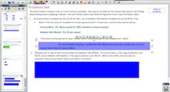Engage NY Eureka Math 6th Grade Math Module 1 Topic C for Promethean Boards