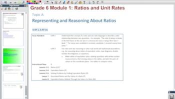 Engage NY Eureka Math 6th Grade Math for Promethean Boards