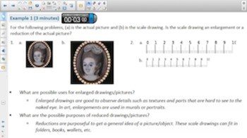 Engage NY Eureka Math 7th Grade Math Module 1 Topic D for Smartboards