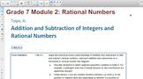 Engage NY Eureka Math 7th Grade Math Module 2 Topic A for