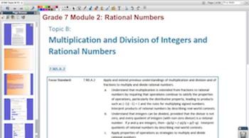 Engage NY Eureka Math 7th Grade Math Module 2 Topic B for