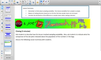 Engage NY Eureka Math 7th Grade Math Module 5 for Smartboards