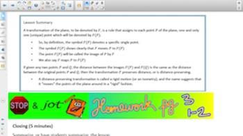 Engage NY Eureka Math 8th Grade Math Module 2 Topic A for Smartboards