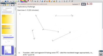 Engage NY Eureka Math 8th Grade Math Module 2 Topic B for Promethean Boards