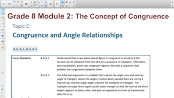 Engage NY Eureka Math 8th Grade Math Module 2 Topic C for