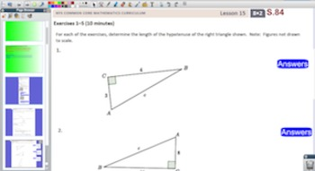Engage NY Eureka Math 8th Grade Math Module 2 Topic D for Promethean Boards