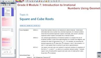 Engage NY Eureka Math 8th Grade Math for Promethean Boards