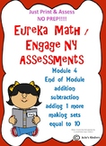 Engage NY/ Eureka Math Addition and Subtraction End of Module 4 assessment