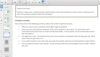 Engage NY Eureka Math Algebra 1 Module 2 Topic A for Smartboards