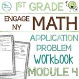 Engage NY/Eureka Math Application Problem Workbook 1st Grade Module 4