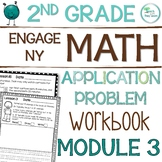 Engage New York/Eureka Math Application Problem Workbook 2nd Grade Module 3