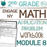 Engage NY/Eureka Math Application Problem Workbook 2nd Gra