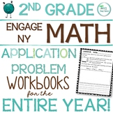 EngageNY Math / Eureka Math Application Problem Workbooks 2nd Grade ENTIRE YEAR!