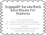 Engage NY: Eureka Math Data Tracking Sheets Printable!
