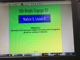 Engage NY (Eureka Math) Entire 4th Grade Module 4 Smart Board Lessons