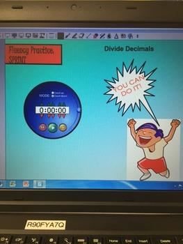 Engage NY (Eureka Math) Entire 5th Grade Module 6 Smart Board Lessons