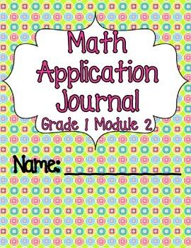 Engage NY Eureka Math Grade 1 Module 2 Application Problems Journal V2.0