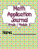 Engage NY Eureka Math Grade 1 Module 2 Application Problems Journal V2.0