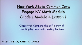 Engage NY, Eureka Math, Grade 1 Module 4