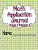 Engage NY Eureka Math Grade 1 Modules 1-6 Application Problems Bundle V2.0