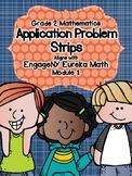 Engage NY Eureka Math Grade 2 Module 1 Application Problem Strips
