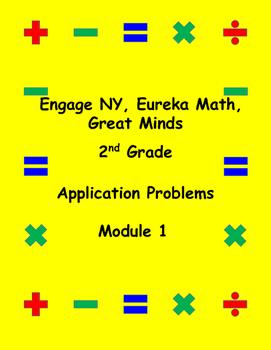 Engage NY Eureka Math Grade 2 Module 1 Application Problem