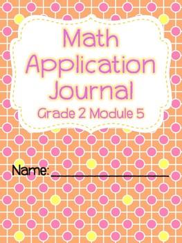 Engage NY Eureka Math Grade 2 Module 5 Application Problems Journal