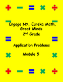 Engage NY Eureka Math Grade 2 Module 5 Application Problem