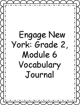 Engage NY/Eureka Math Grade 2, Module 6