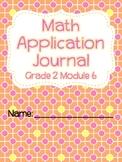 Engage NY Eureka Math Grade 2 Module 6 Application Problems Journal