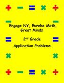 Engage NY Eureka Math Grade 2 Modules 1-8 Bundle Application Problems