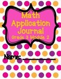Engage NY Eureka Math Grade 3 Module 2 Application Problems Journal V2.0
