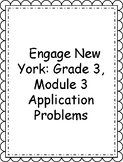 Engage NY/Eureka Math Application Problems: Grade 3, Modul