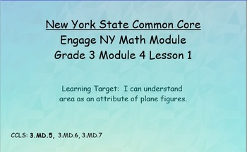 Engage Ny Module 4 Grade 3 Worksheets & Teaching Resources | TpT