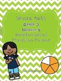 Engage NY Eureka Math Grade 3 Module 5 Supplemental Practi
