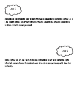 Application Problems Engage NY Grade 4 Common Core Math Module 1