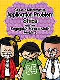 Engage NY Eureka Math Grade 4 Module 2 Application Problem Strips