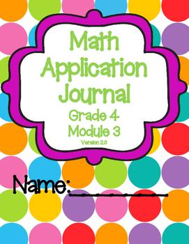Engage NY Eureka Math Grade 4 Module 3 Application Problem