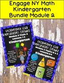 Engage NY {Eureka} Math KINDERGARTEN Module 2 Bundled
