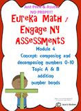 Engage NY/ Eureka Math Kindergarten Compose/Decompose numb