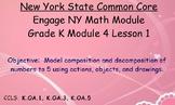 Engage NY, Eureka Math, Kindergarten Module 4