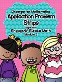 Engage NY Eureka Math Kindergarten Module 1 Application Problem Strips