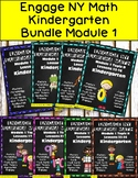 Engage NY {Eureka}  Math Kindergarten Module 1 Lessons 1-36  Bundle