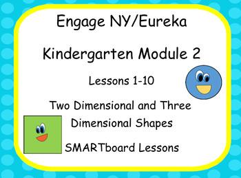 Engage NY/Eureka Math Kindergarten Module 2